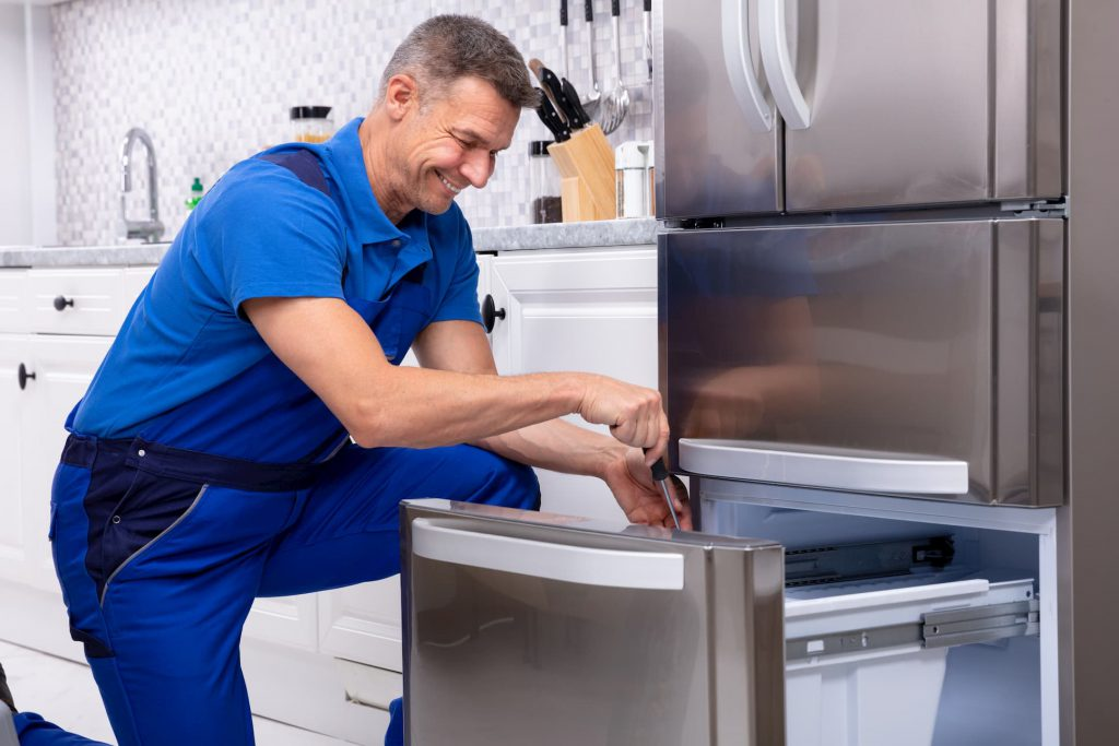 fridge repair and installation by ARO Ottawa