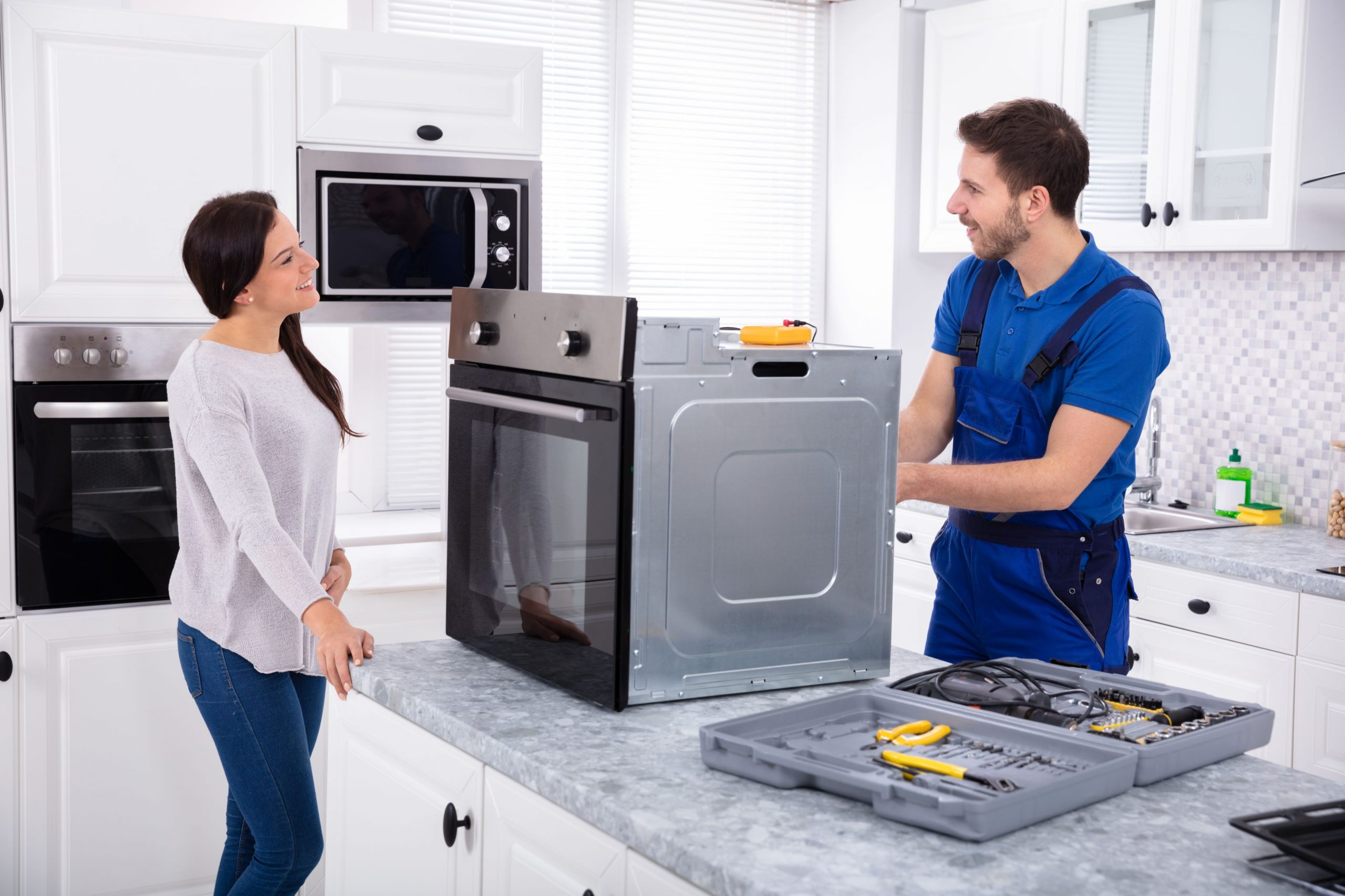 build in oven repair Ottawa
